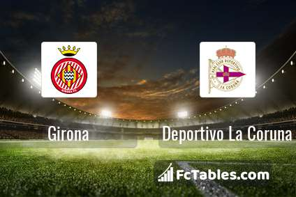 Preview image Girona - RC Deportivo