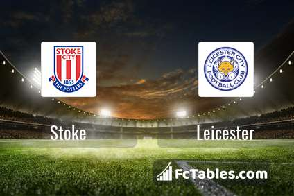 Preview image Stoke - Leicester
