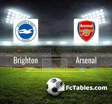 Preview image Brighton - Arsenal