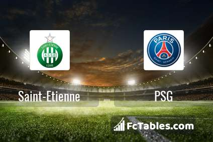 Preview image Saint-Etienne - PSG