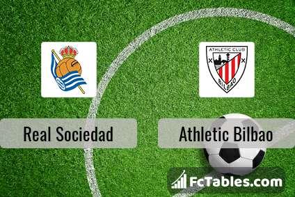 Anteprima della foto Real Sociedad - Athletic Bilbao