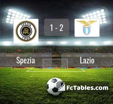 Preview image Spezia - Lazio