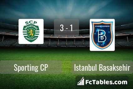 Preview image Sporting CP - Istanbul Basaksehir