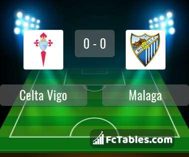 Preview image Celta Vigo - Malaga