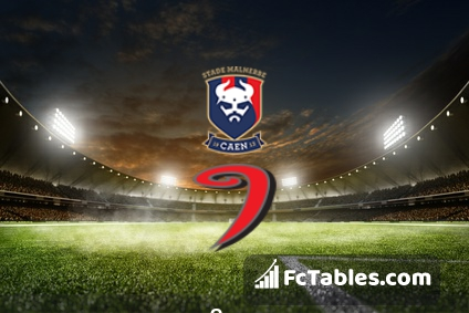 Preview image Caen - Montpellier