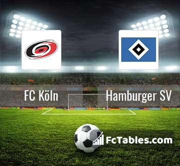 Preview image FC Köln - Hamburger SV