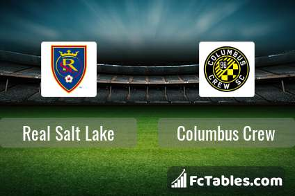 Preview image Real Salt Lake - Columbus Crew