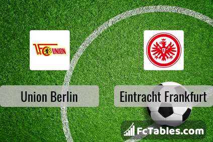 Preview image Union Berlin - Eintracht Frankfurt