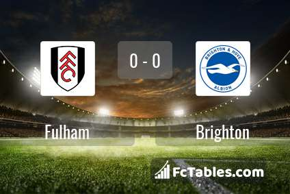 Preview image Fulham - Brighton