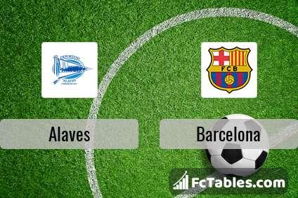 Podgląd zdjęcia Alaves - FC Barcelona