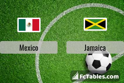 Preview image Mexico - Jamaica