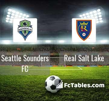 Podgląd zdjęcia Seattle Sounders FC - Real Salt Lake