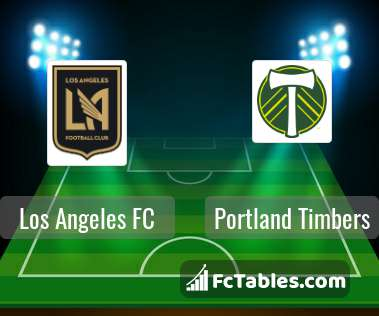 Los Angeles Fc Vs Portland Timbers H2h 8 Nov 2020 Head To Head Stats Prediction