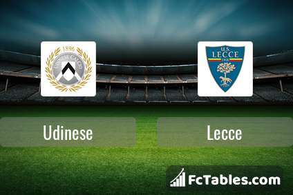 Preview image Udinese - Lecce