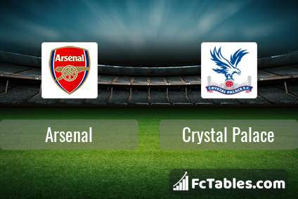 Anteprima della foto Arsenal - Crystal Palace