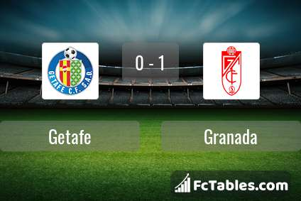 Preview image Getafe - Granada