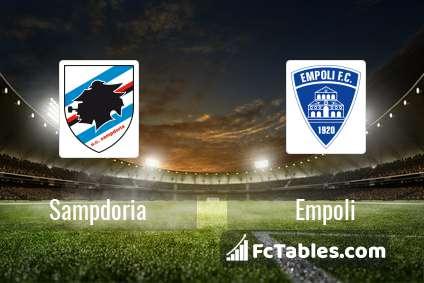 Preview image Sampdoria - Empoli