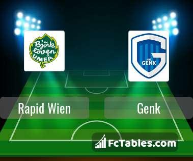 Preview image Rapid Wien - Genk