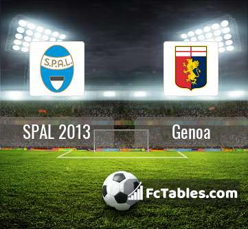 Preview image SPAL - Genoa
