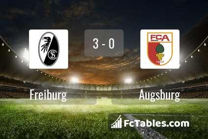 Preview image Freiburg - Augsburg