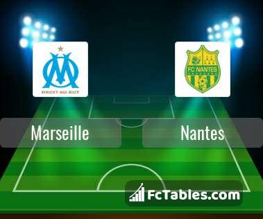 Preview image Marseille - Nantes