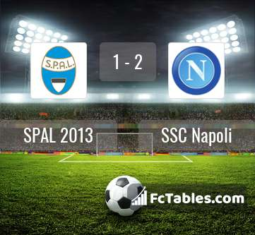 Preview image SPAL - Napoli