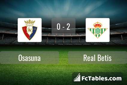 Podgląd zdjęcia Osasuna Pampeluna - Real Betis