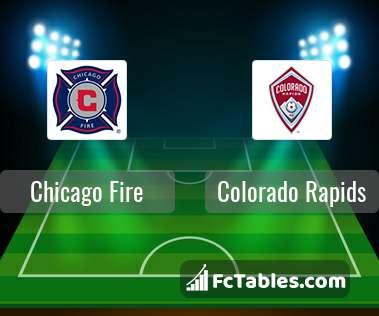 Preview image Chicago Fire - Colorado Rapids