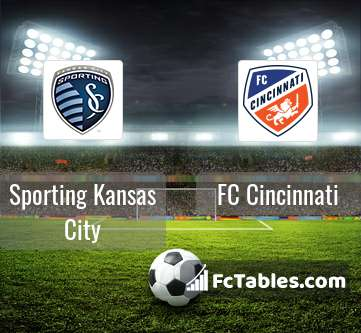 Preview image FC Cincinnati - Sporting Kansas City
