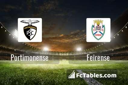 Preview image Portimonense - Feirense