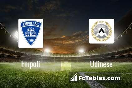 Anteprima della foto Empoli - Udinese
