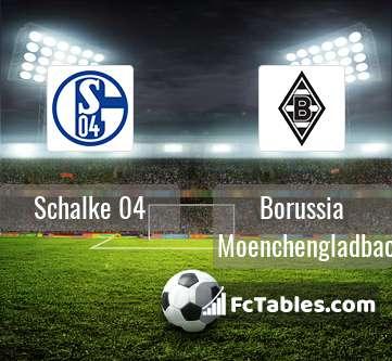 Podgląd zdjęcia Schalke 04 - Borussia M'gladbach