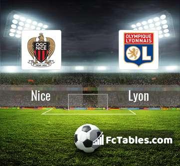 Podgląd zdjęcia Nice - Olympique Lyon