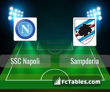 Preview image Napoli - Sampdoria