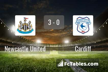 Preview image Newcastle United - Cardiff
