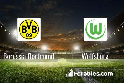 Podgląd zdjęcia Borussia Dortmund - VfL Wolfsburg