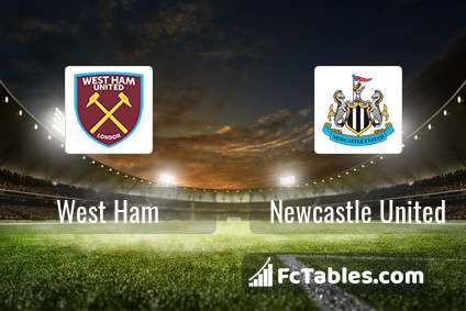 Preview image West Ham - Newcastle United