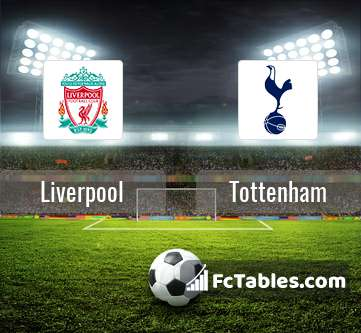 Preview image Liverpool - Tottenham
