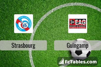 Preview image Strasbourg - Guingamp