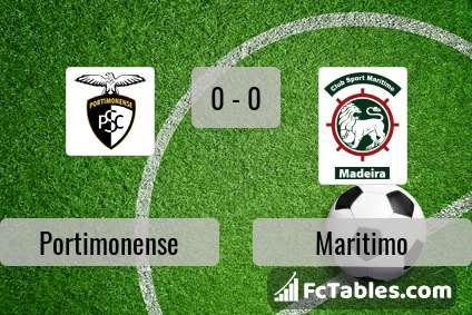 Preview image Portimonense - Maritimo