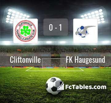 Preview image Cliftonville - FK Haugesund