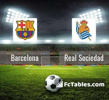 Podgląd zdjęcia FC Barcelona - Real Sociedad