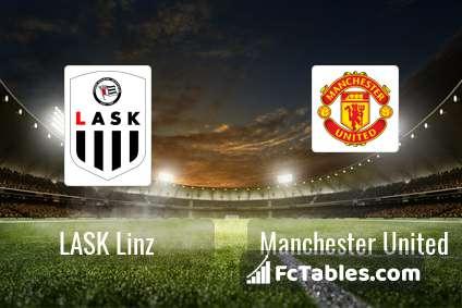 Podgląd zdjęcia LASK Linz - Manchester United
