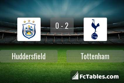 Preview image Huddersfield - Tottenham