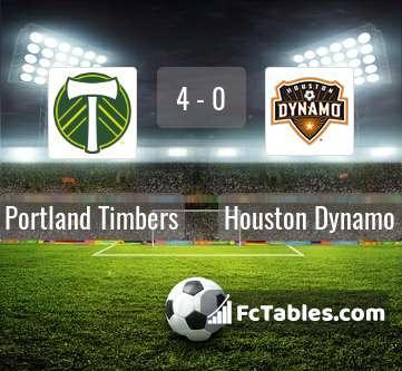 Preview image Portland Timbers - Houston Dynamo