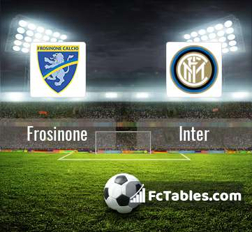 Preview image Frosinone - Inter