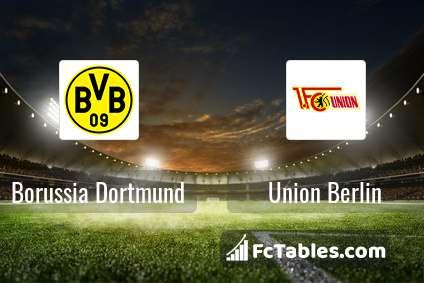 Preview image Borussia Dortmund - Union Berlin