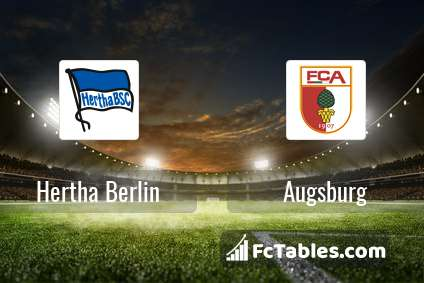 Preview image Hertha Berlin - Augsburg