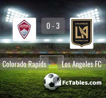 Podgląd zdjęcia Colorado Rapids - Los Angeles FC