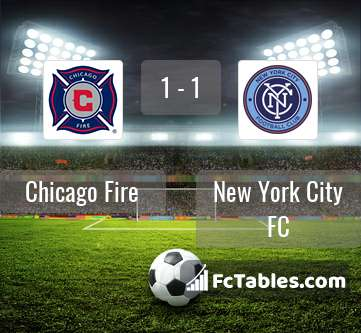 Preview image Chicago Fire - New York City FC